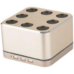 Aluminiowy głośnik na Bluetooth® Morley