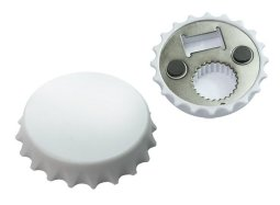 Otwieracz kapsel z magnesem