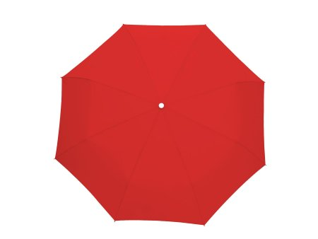 Twist parasol mini, czerwony