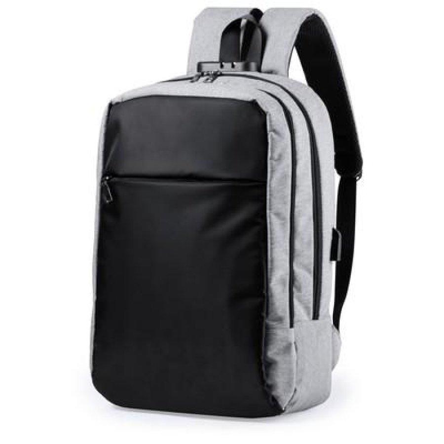 65e02d61e5b35 Wodoodporny plecak na laptopa 15 reklamowy z nadrukiem dla firm, Cena,  Opinie, V0711-19 - Gadżety Reklamowe Reklamowe24