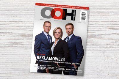 Gadżety reklamowe nie mają przed nami tajemnic – publikacja na łamach OOH Magazine