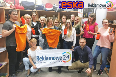 Radio Eska Łódź ponownie w odwiedzinach!